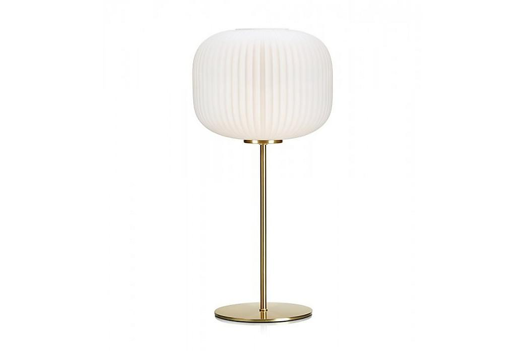 Bordlampe Sober White - Markslöjd - Belysning - Innendørsbelysning & Lamper - Bordlampe