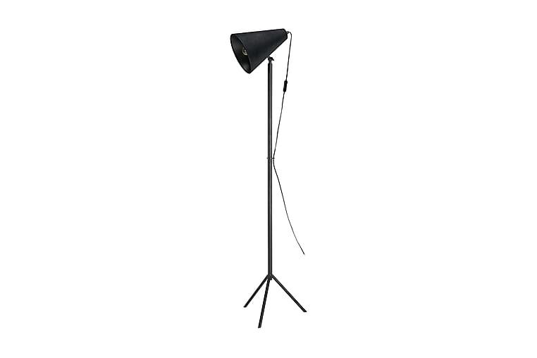Gulvlampe Cilla Svart - Belysning - Innendørsbelysning & Lamper - Gulvlampe