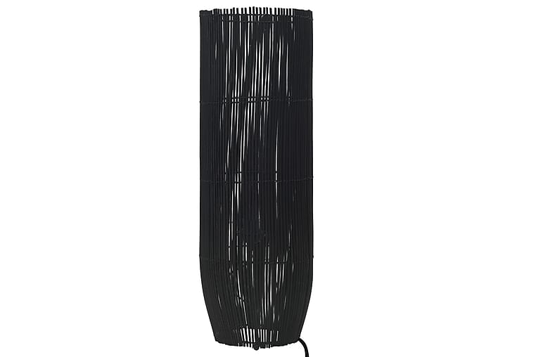 Stående gulvlampe selje svart 84 cm E27 - Belysning - Innendørsbelysning & Lamper - Gulvlampe