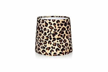 Lampeskjerm Leopard 17 cm Mønstret