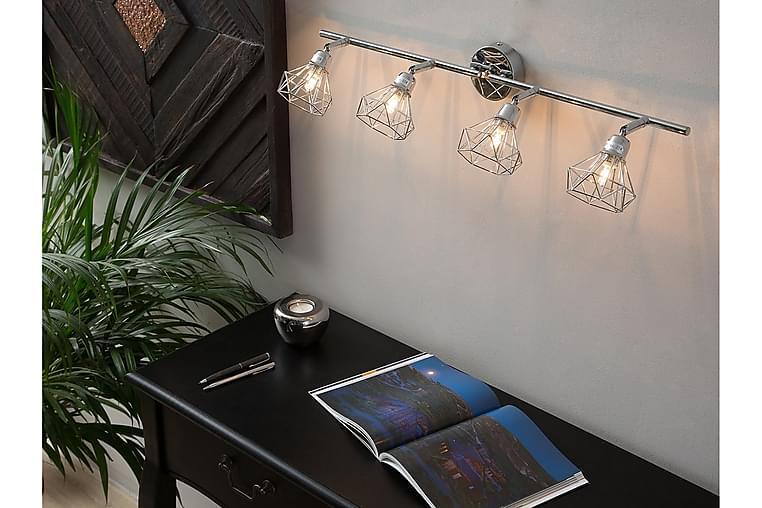 Taklampe Erme 10 cm - Sølv - Belysning - Innendørsbelysning & Lamper - Taklampe