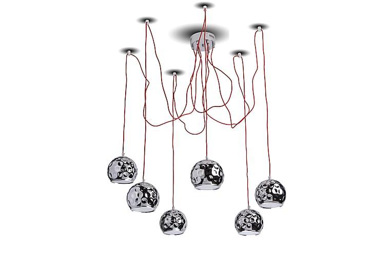 Taklampe Lipolis - Krom - Belysning - Innendørsbelysning & Lamper - Taklampe
