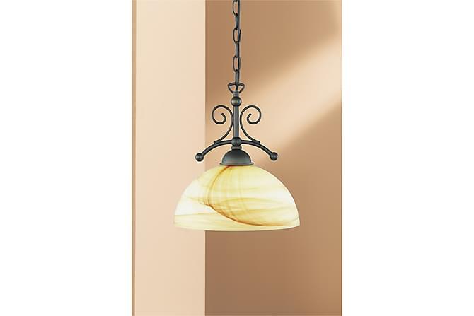 Pendellampe Lacchino Antikk 1L - Antikkbrun - Belysning - Innendørsbelysning & Lamper - Taklampe