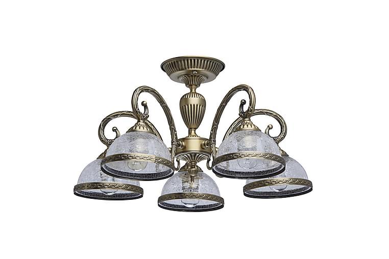 Taklampe Mosarre - messing - Belysning - Innendørsbelysning & Lamper - Taklampe