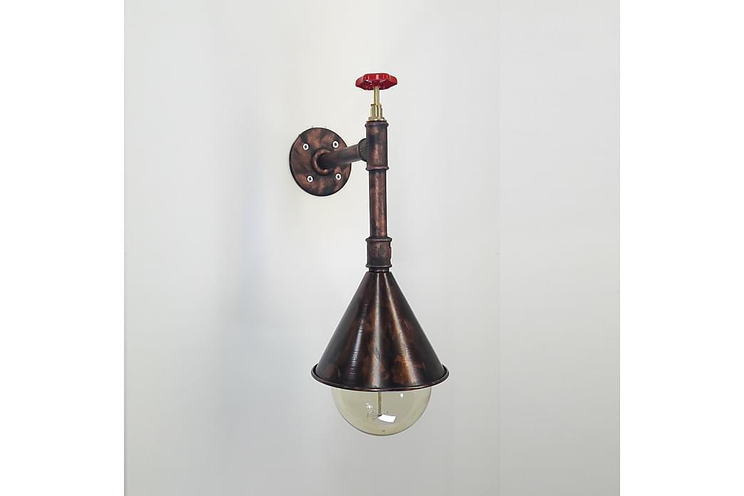 Vegglampe Bekana - Kobber - Belysning - Innendørsbelysning & Lamper - Vegglampe