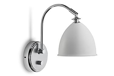 Vegglampe Spirit 32,5 cm Hvit