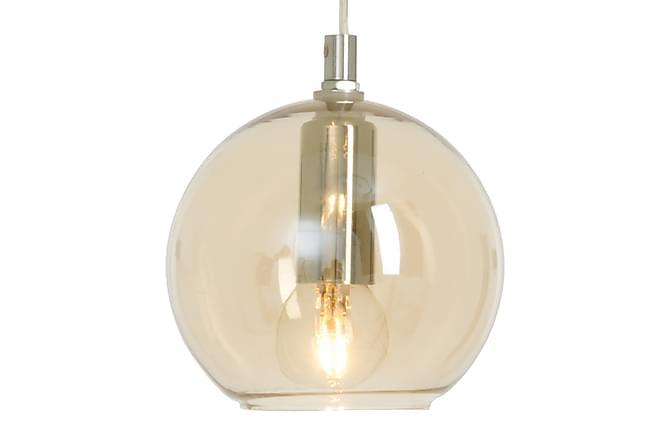 Vinduslampe Niki Amber/Krom - Aneta - Belysning - Innendørsbelysning & Lamper - Vinduslampe