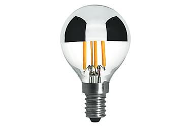 LED-pære Kule/Topp 3,6W E14 2700K Dim Filament