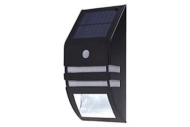 NSH Hortus Solcellelampe med Sensor 1 LED/1 SMD