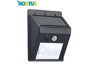 NSH Hortus Solcellelampe med Sensor 2-pk 16 SMD