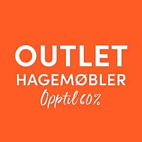 Outlet Hagemøbler