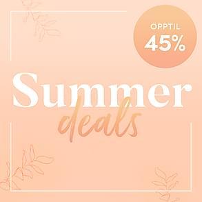 Summer deals - 100-vis av prisnedsatte hagemøbler!