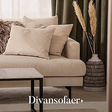 Sofaer med sjeselong & U-sofaer