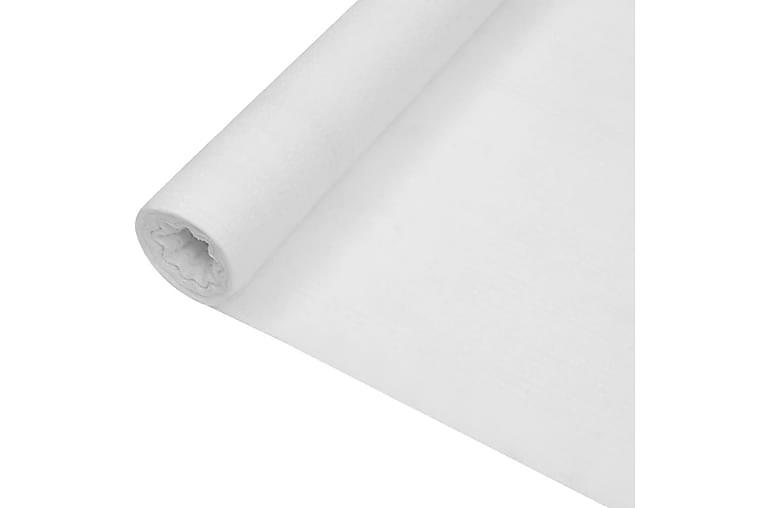 Skjermnett hvit 1x10 m HDPE 75 g/m² - Hvit - Hage - Hagedekorasjon & utemiljø - Myggnett