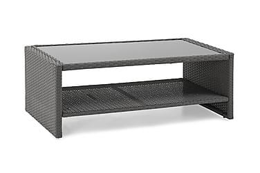 Sofabord Rolls med Hylle 111,5x58 cm