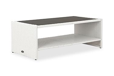 Sofabord Rolls med Hylle 111x58 cm