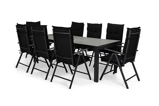 Spisegruppe portland 220 280 8 maggie posisjonsstoler for 220 salon portland or