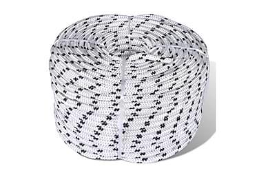 Båttau 12 mm x 50 m spiralflettet polyester