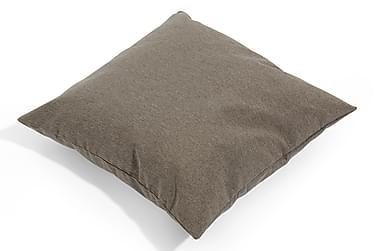 Putetrekk Royal 60x60 cm Gråbrun