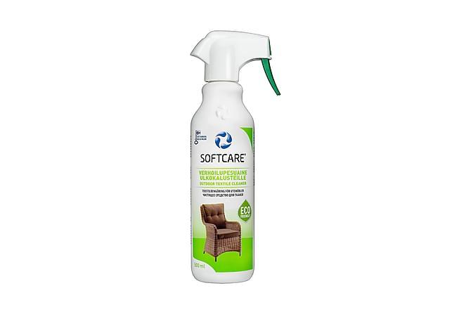 Softcare Rengjøringsmiddel for Utendørstekstiler - Grønn|Hvit - Hagemøbler - Tilbehør - Vedlikehold