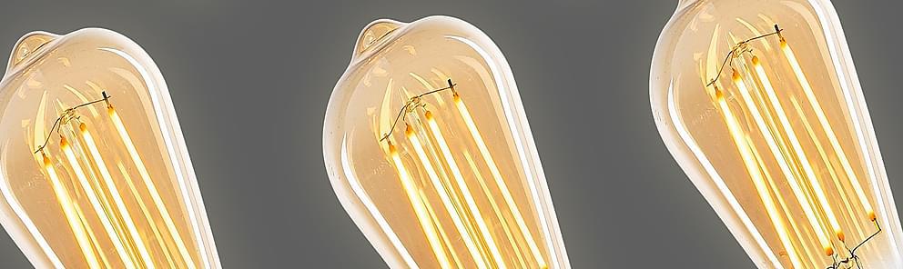 Lyspærer & lyskilder