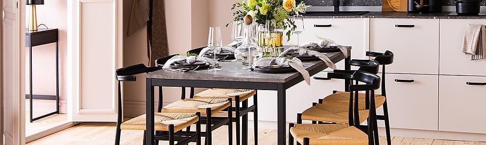 Spisebord & kjøkkenbord