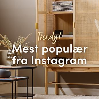 Mest populær fra Instagram