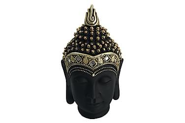 Dekorasjon Amitai Buddha Hode 15x27 cm