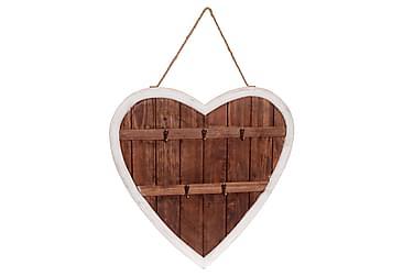 Nøkkeltavle Hjerte 36x4x36
