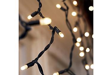 Lyslenke Istapp Chrissline LED 2x0,6 m 100L Ekstra