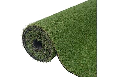 Kunstgress 1,5x5 m /20-25 mm grønn