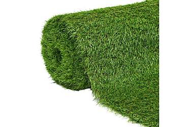 Kunstgress 1x15 m/40 mm grønn