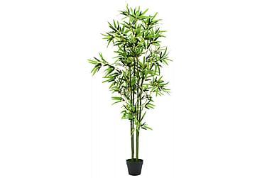 Kunstig bambus med potte 175 cm grønn
