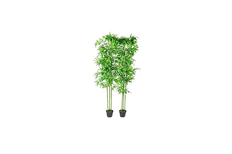 Sett av kunstige planter (2 stk, 190cm) - Innredning - Dekorasjon - Kunstige planter