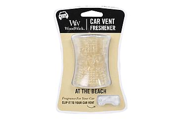 Duftlys Car Vent At The Beach Hvit