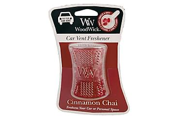 Duftlys Car Vent Cinnamon Chai Rød
