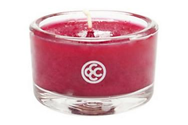 Duftlys Glass Tealight Cranberry Spice
