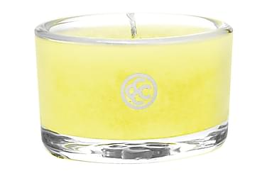 Duftlys Glass Tealight Old Fashioned Lemonade