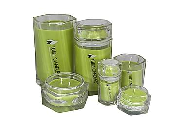 Duftlys Petit Olive Garden Grønn