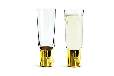 Club Champagneglass 2-pk