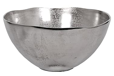 Skål Hera 31x31 cm Sølv
