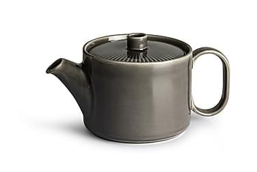 Coffee & More tekanne grå