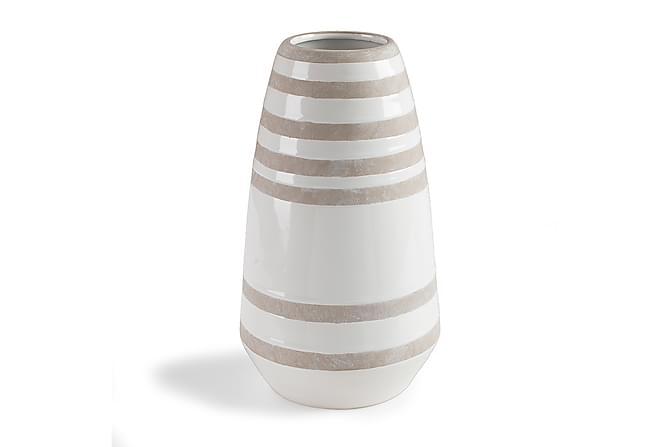 Smarte ressurser Arco Vase Keramikk Hvit | Chilli.no FD-62