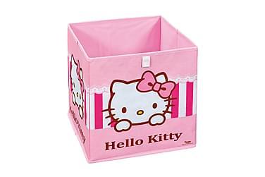 Oppbevaringsboks Hello Kitty 32 cm Hello Kitty Sweat Pink