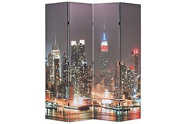 Romdeler 160x180 cm New York natt