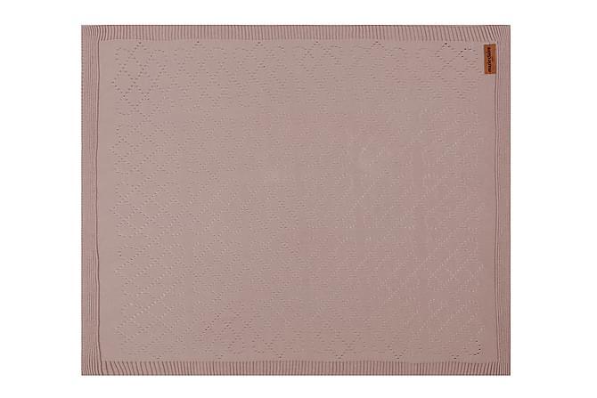Babypledd Marie Claire 80x100 cm - Beige - Innredning - Tekstiler - Barnetekstiler
