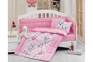 Sovepakke Cotton Box Baby 6 Deler Ranforce
