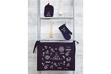 Kjøkkensett Marie Claire 3 Deler
