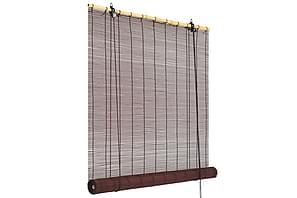 Rullegardin Cordeiro 140x160 cm Bambus