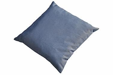 Blå Putevar 45x45 cm